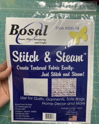 bosal stitch & steam for sale