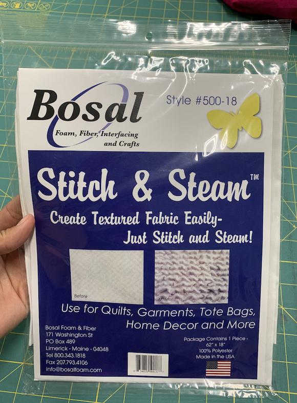 bosal stitch & steam for sale