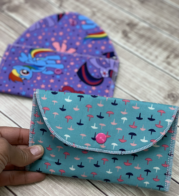 fabric envelop video tutorial by crafty gemini