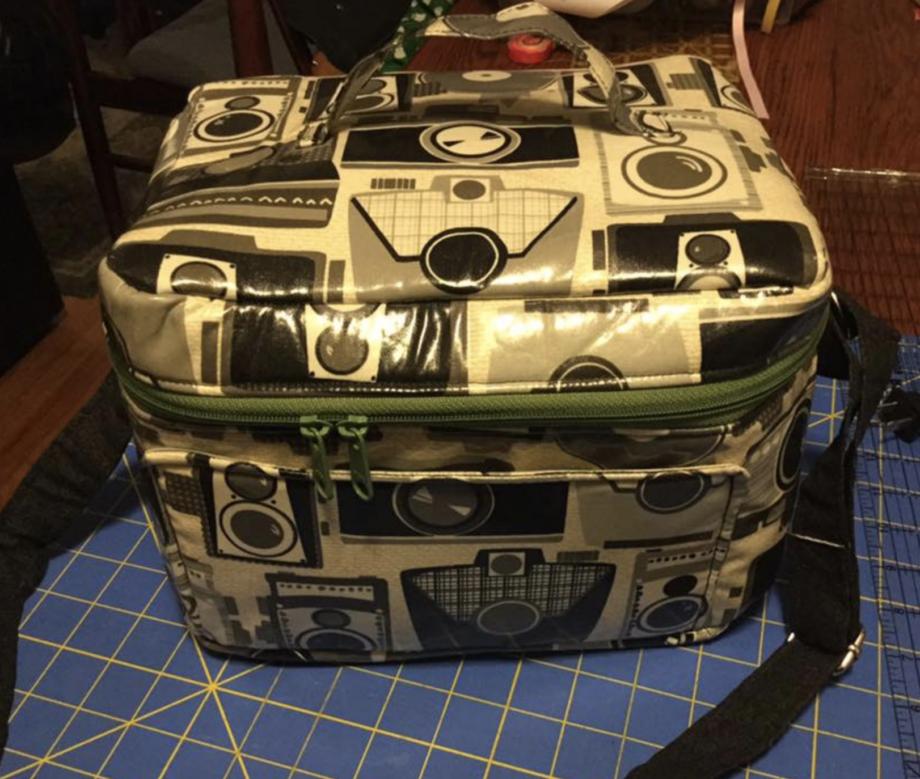 foodie lunch box by crafty gemini