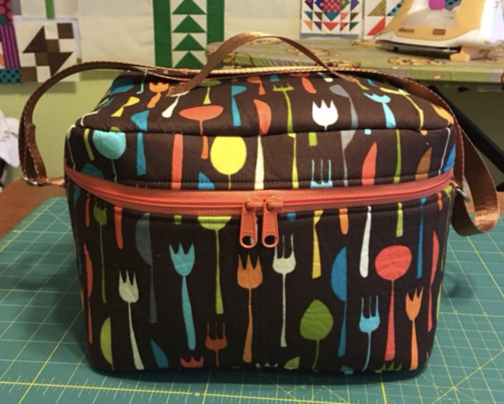 foodie lunch box by crafty gemini