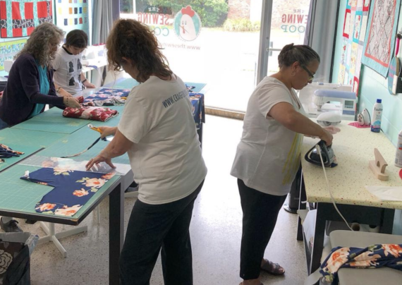 sewing class with crafty gemini in gainesville fl