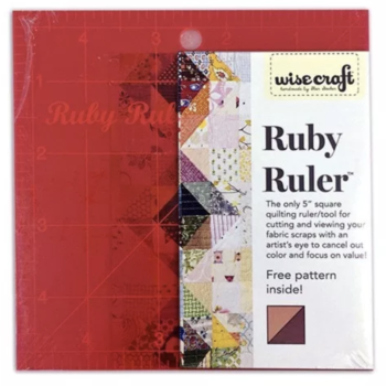 the ruby ruler by wise craft