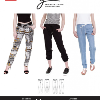 jalie 3676 vanessa fluid pants sewing pattern