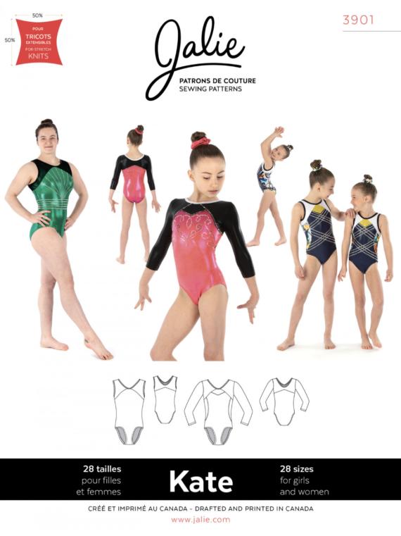 jalie 3901 KATE Gymnastics Leotards