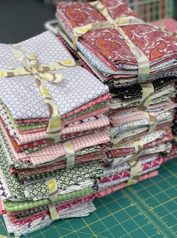 flash sale quilting cotton fabric bundles