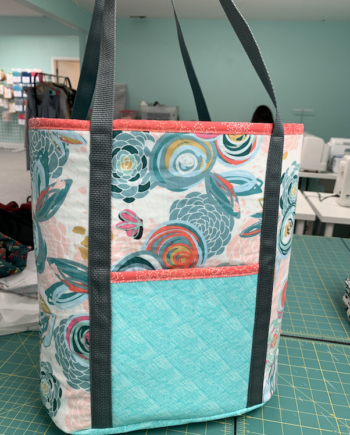 2-hour tote bag by crafty gemini