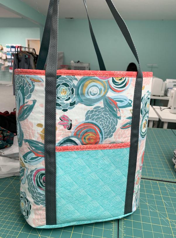 2-hour tote bag by crafty gemini