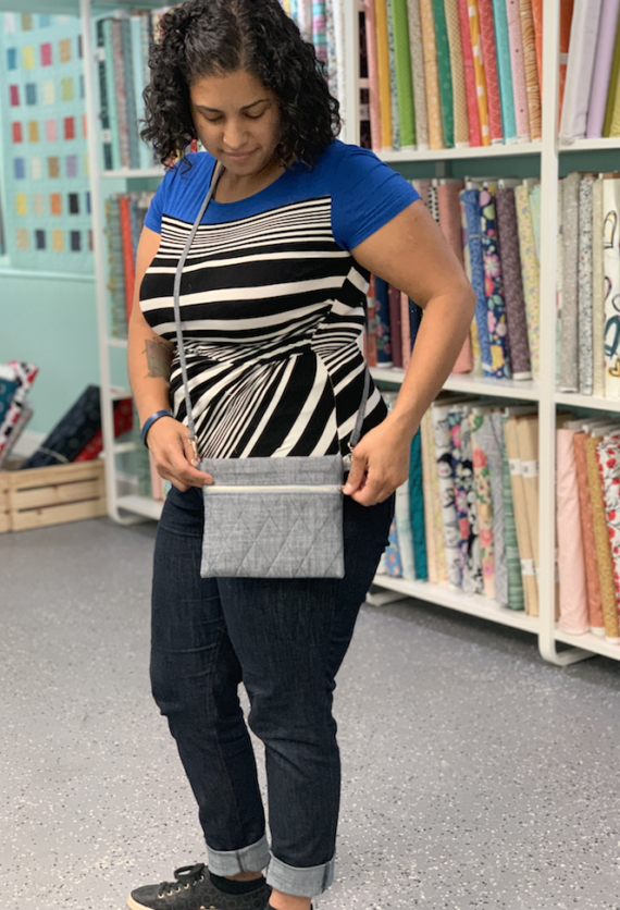stroll crossbody bag by crafty gemini
