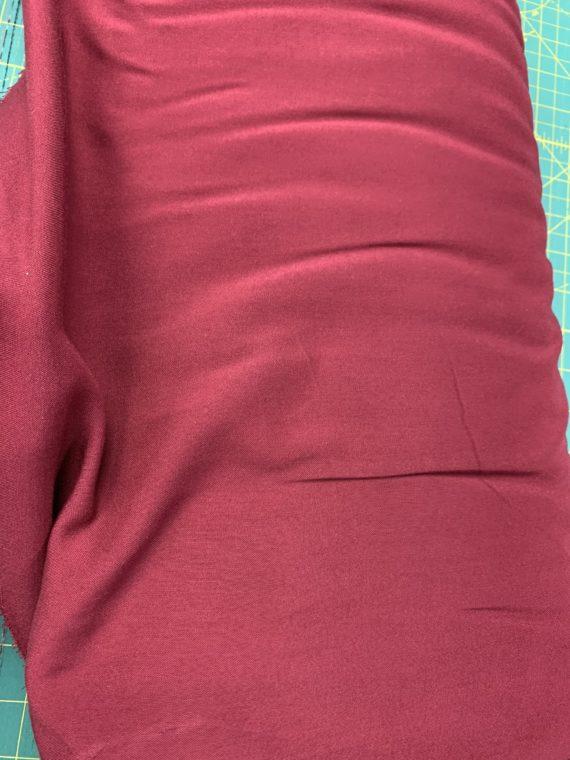 rayon challis wine fabric