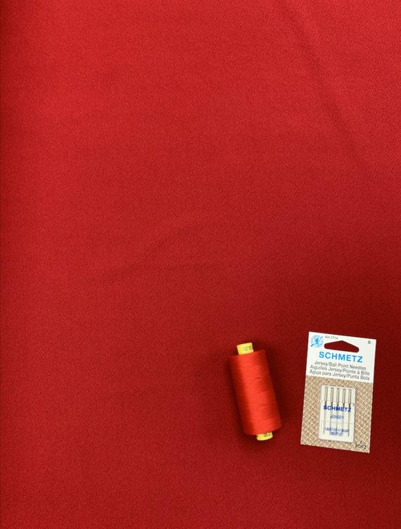 liverpool fabric kit for helene cardigan