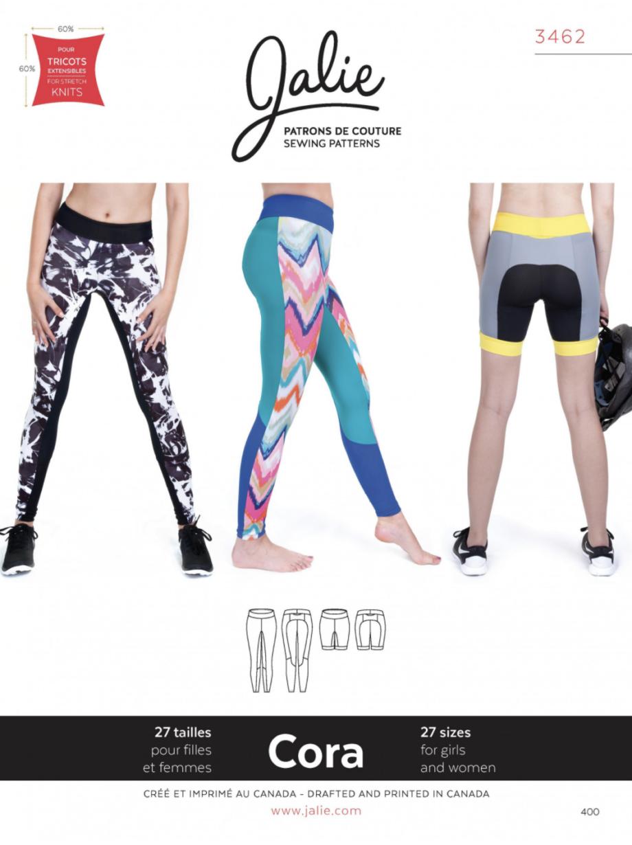 jalie 3462 cora sewing pattern