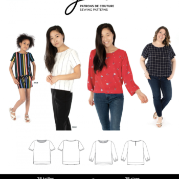 JALIE 3905 GISELE SEWING PATTERN