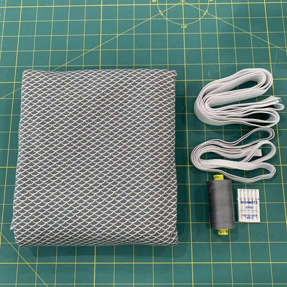 gray scales clara leggings kit