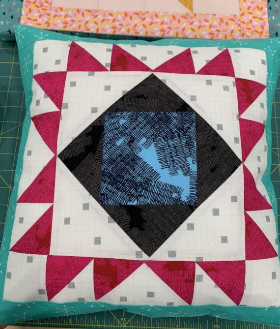 bosal duet fuse pillow cover crafty gemini