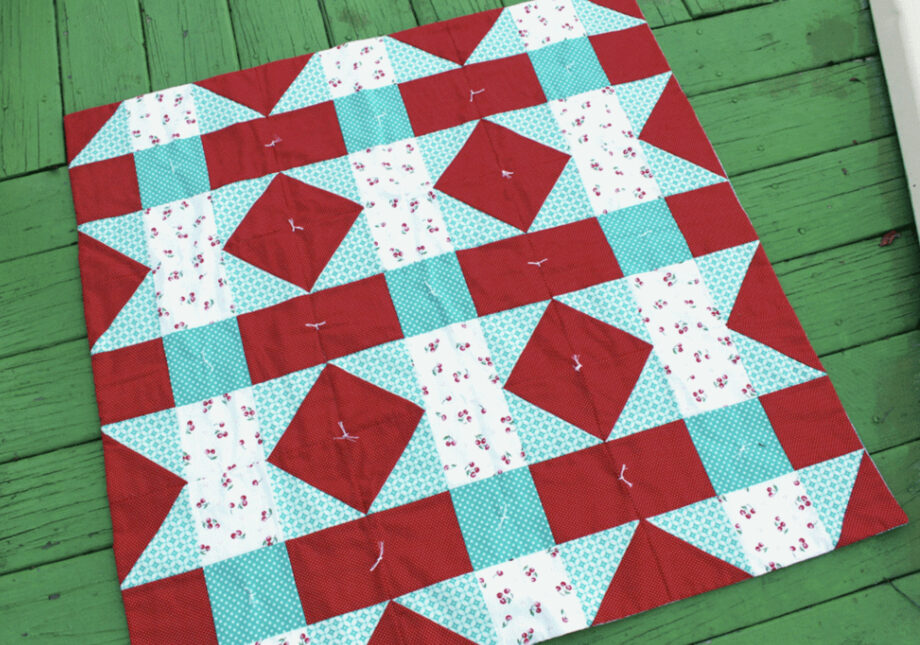 baby quilt & owl softie video course