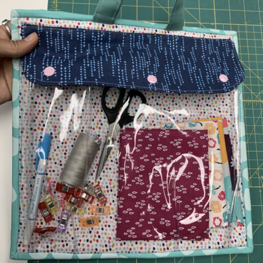duo project bag course crafty gemini