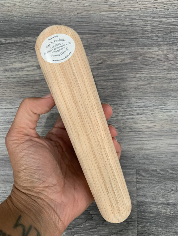 jackson woodworks small tailor's clapper