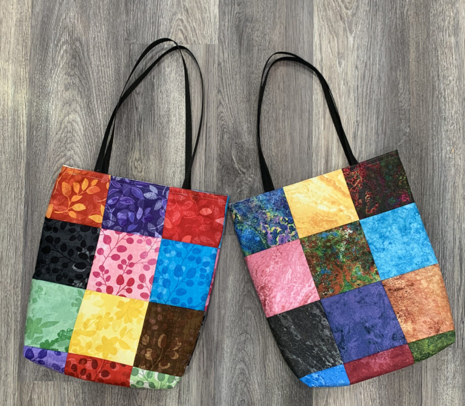charmed tote bag by crafty gemini