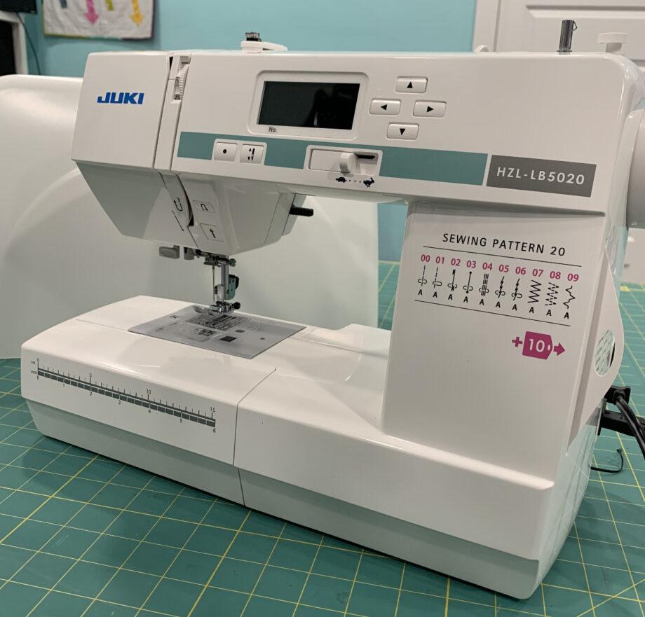 juki hzl lb5020 sewing machine