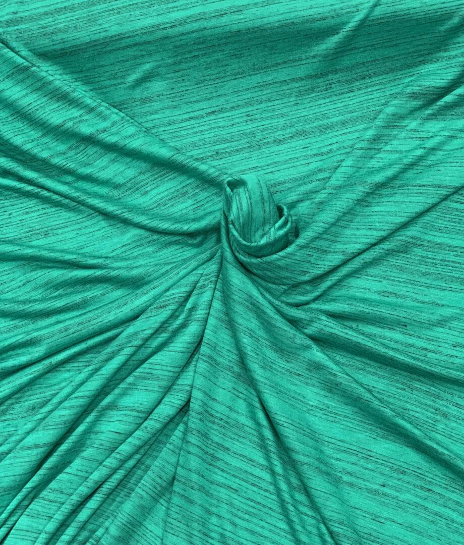 Sheer Rayon Spandex Green fabric crafty gemini