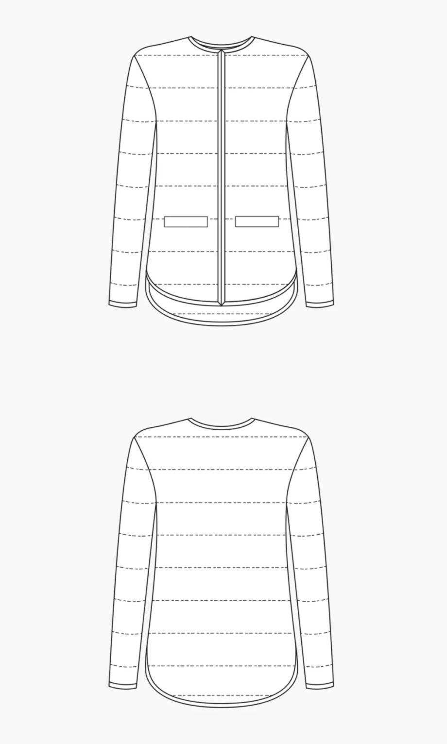 grainline studio tamarack jacket sewing pattern
