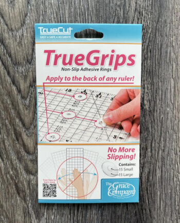 true grips non-slip ruler rings