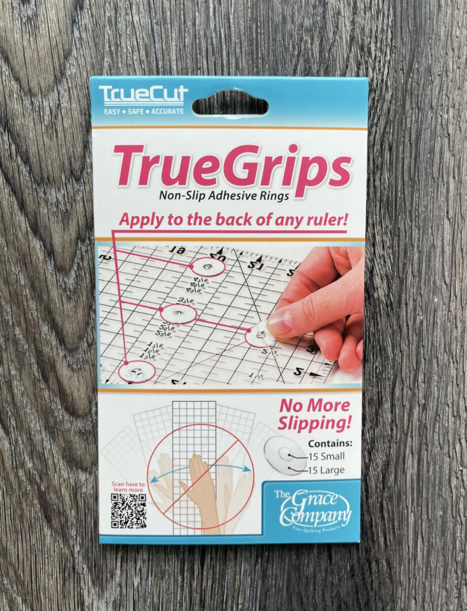 true grips non-slip ruler rings