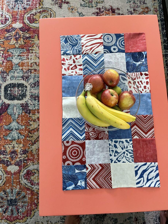 Table Topper Charm Kit crafty gemini