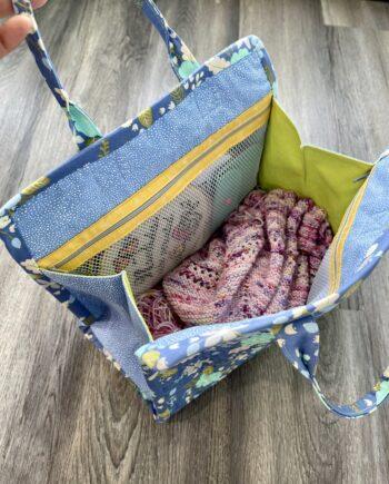 Vega Project Bag by Crafty Gemini