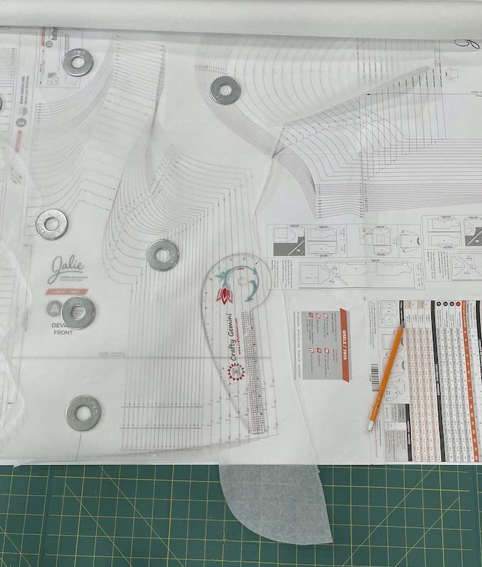 bosal create a pattern tracing paper
