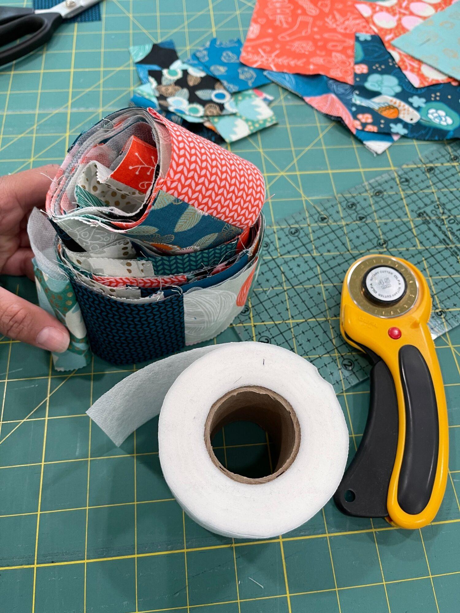 wash away foundation roll by crafty gemini