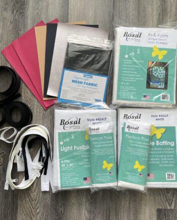 8th edition crafty gemini bag club supply kit box